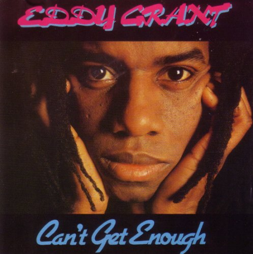 Eddy Grant Can't Get Enough Of You cover art