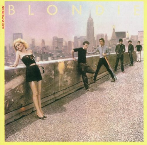 Blondie Rapture cover art