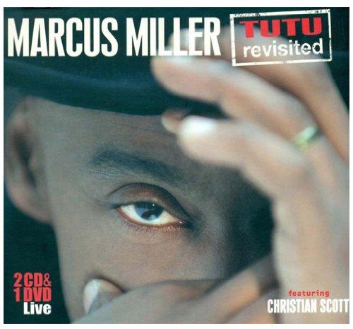 Marcus Miller Tutu cover art