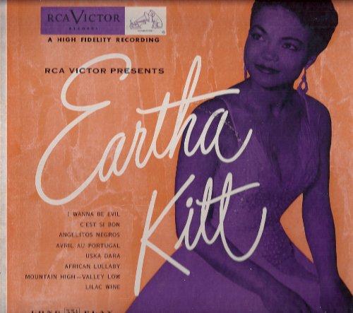 Eartha Kitt C'est Si Bon (It's So Good) cover art