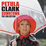 Partition piano Downtown de Petula Clark - Piano Voix Guitare