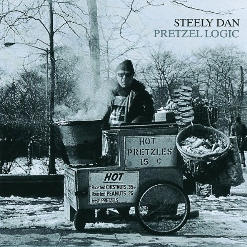Steely Dan Pretzel Logic cover art