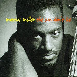 Marcus Miller Panther cover art