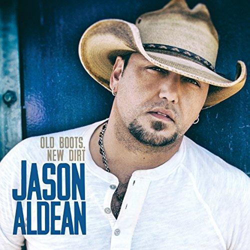 Jason Aldean Just Gettin' Started cover art