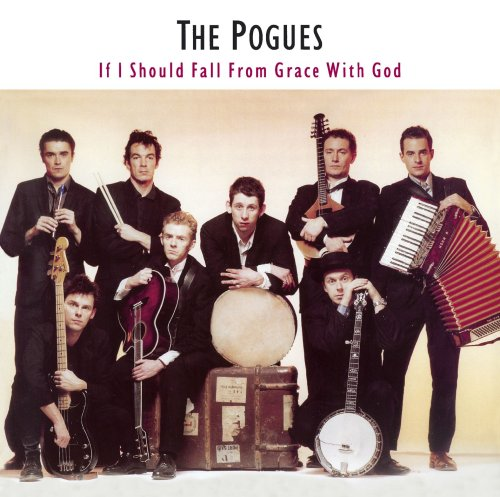 The Pogues & Kirsty MacColl Fairytale Of New York cover art