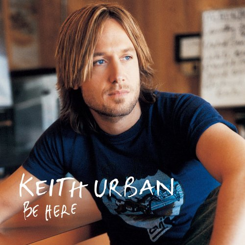 Keith Urban Making Memories Of Us cover art