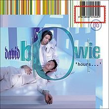 David Bowie Thursday's Child cover art