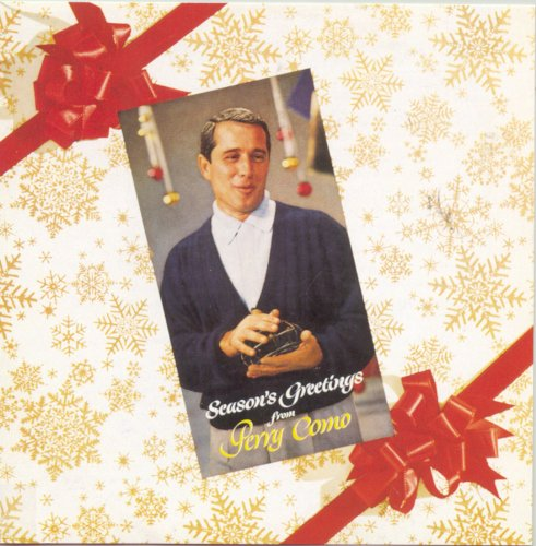 Perry Como (There's No Place Like) Home For The Holidays cover art
