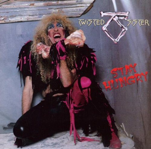 Twisted Sister I Wanna Rock cover art