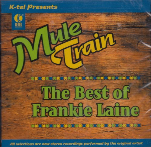 Frankie Laine That's My Desire cover art