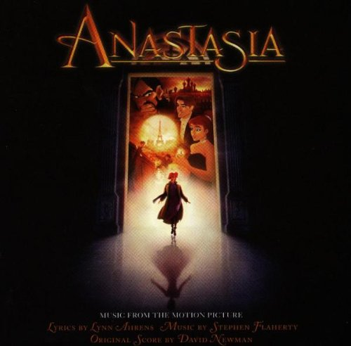 Stephen Flaherty Journey To The Past (from Anastasia) cover art
