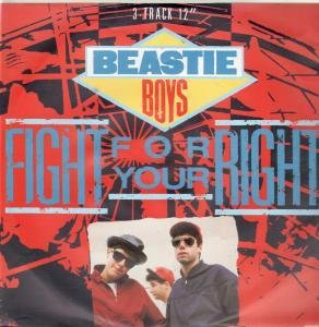 Beastie Boys (You Gotta) Fight For Your Right (To Party) cover art