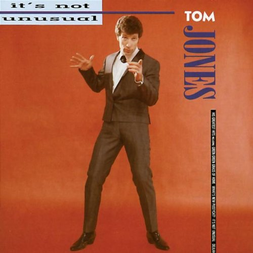 Tom Jones With These Hands cover art