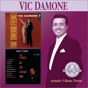 Vic Damone An Affair To Remember cover art