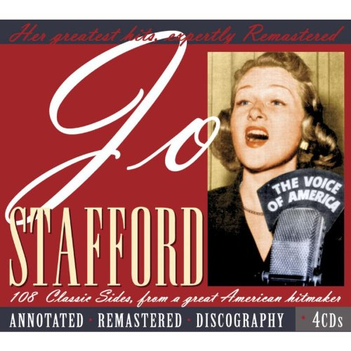 Jo Stafford A-round The Corner (Be-neath The Berry Tree) cover art