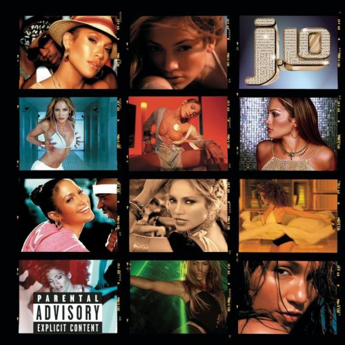 Jennifer Lopez I'm Real cover art