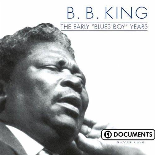 B.B. King B.B. Blues cover art