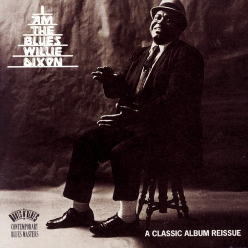 Willie Dixon Back Door Man cover art