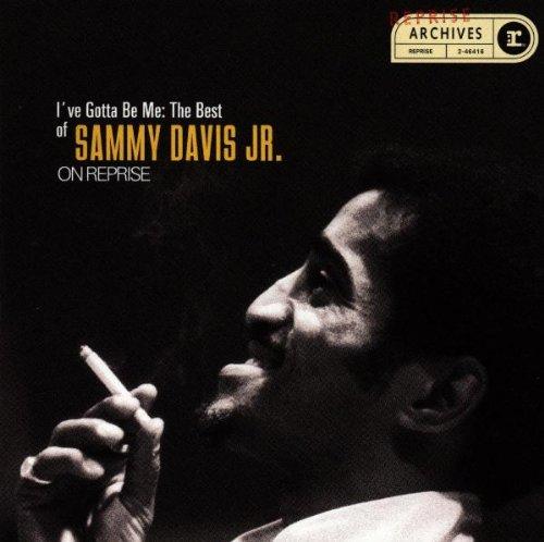 Sammy Davis Jr. I've Gotta Be Me cover art