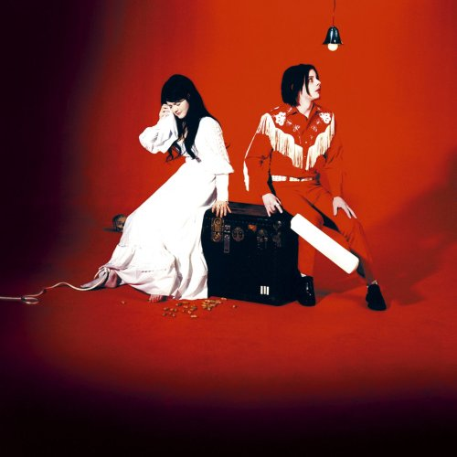 The White Stripes I Just Don't Know What To Do With Myself cover art