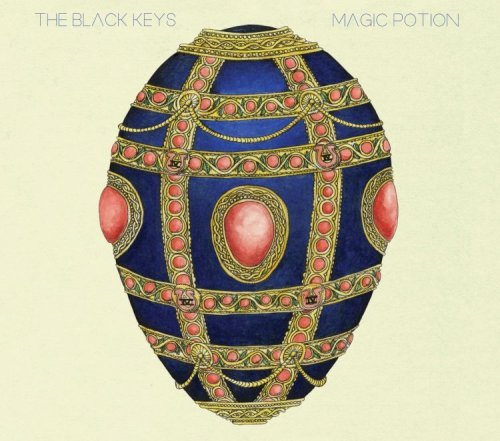 The Black Keys Your Touch cover art