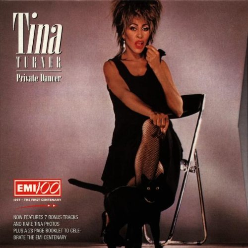 Tina Turner Let's Stay Together cover art