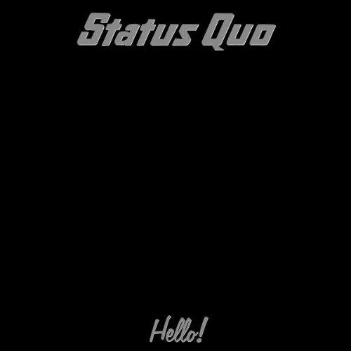 Status Quo Caroline cover art