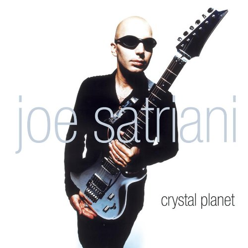 Joe Satriani Love Thing cover art