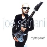 Joe Satriani Time cover kunst