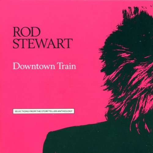 Rod Stewart Stay With Me cover art