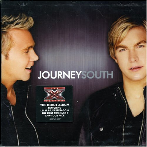 Journey South Time After Time cover art