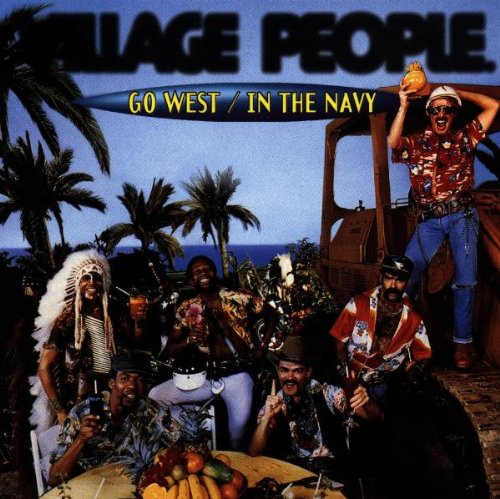 Village People In The Navy cover art