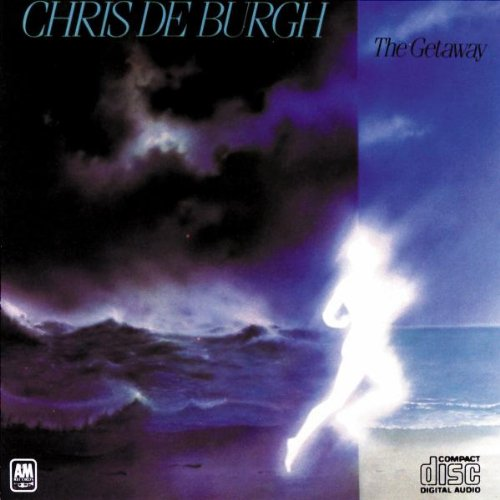 Chris de Burgh Borderline cover art