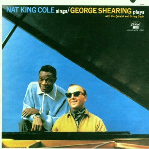 Nat King Cole Let There Be Love cover art