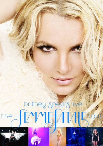 Britney Spears Till The World Ends cover art