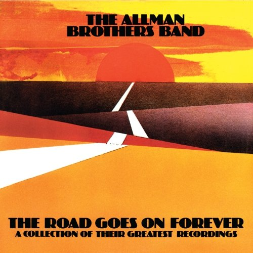 The Allman Brothers Band Black Hearted Woman cover art
