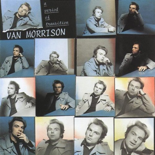 Van Morrison Cold Wind In August cover art