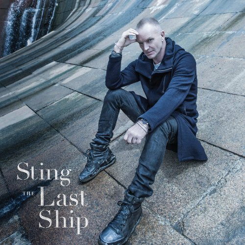 Sting The Last Ship cover art