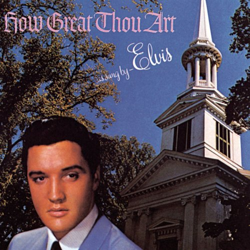 Elvis Presley Crying In The Chapel cover art