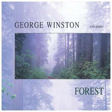 George Winston The Cradle cover art