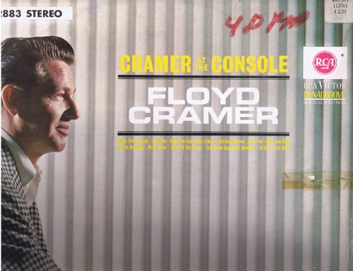 Floyd Cramer On The Rebound cover art