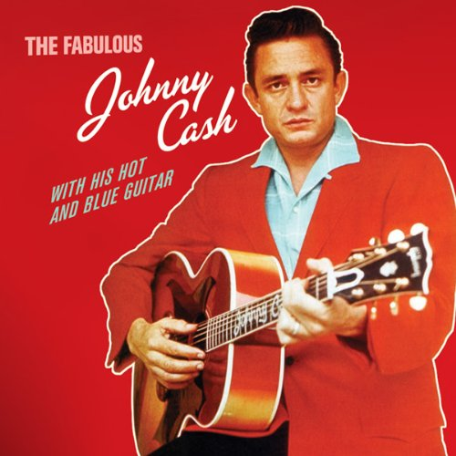 Johnny Cash Folsom Prison Blues cover art