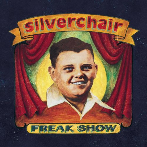 Silverchair Freak cover art