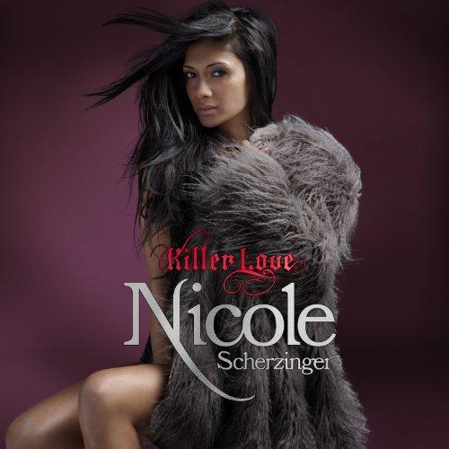 Nicole Scherzinger Don't Hold Your Breath cover art