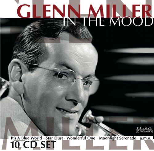 Glenn Miller Everybody Loves My Baby (But My Baby Don't Love Nobody But Me) cover art
