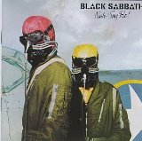 Black Sabbath Never Say Die cover art