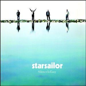Starsailor Silence Is Easy cover art