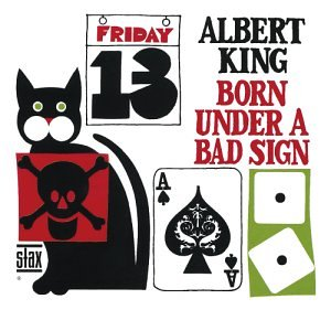 Albert King The Hunter cover art