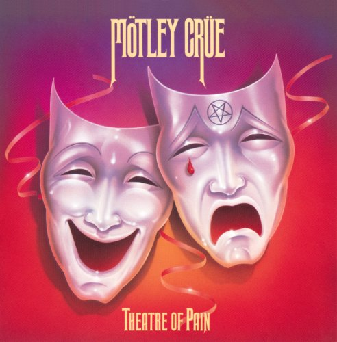 Motley Crue Smokin' In The Boys Room cover art