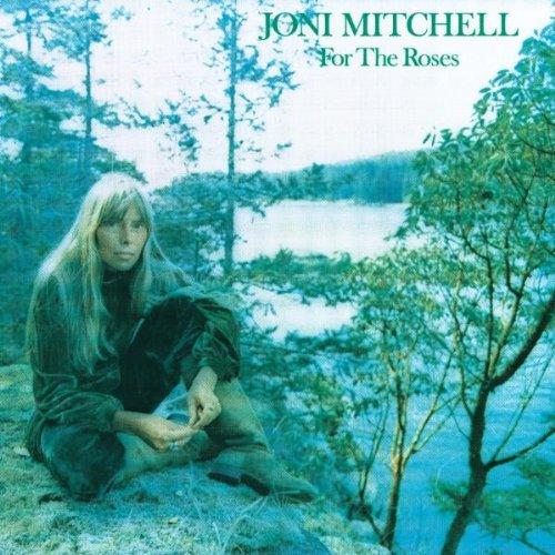 Joni Mitchell You Turn Me On I'm A Radio cover art